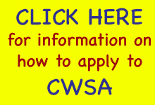 Click Here for Information on how to apply to CWSA