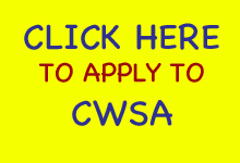 Apply for CWSA